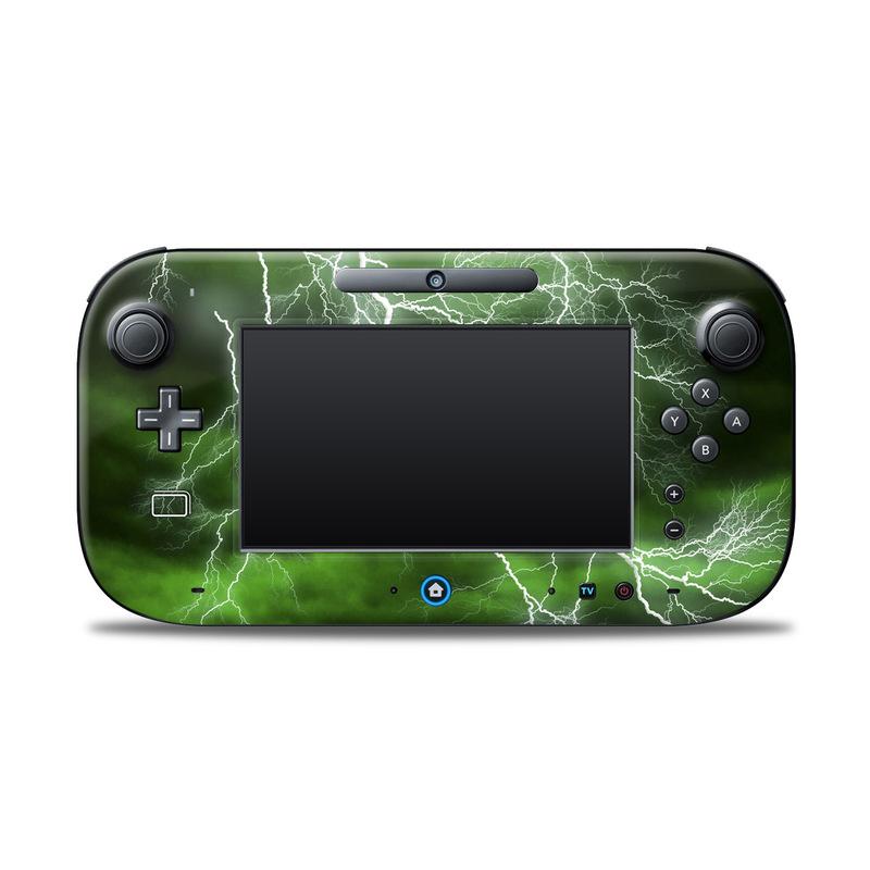 Apocalypse Green Nintendo Wii U Controller Skin
