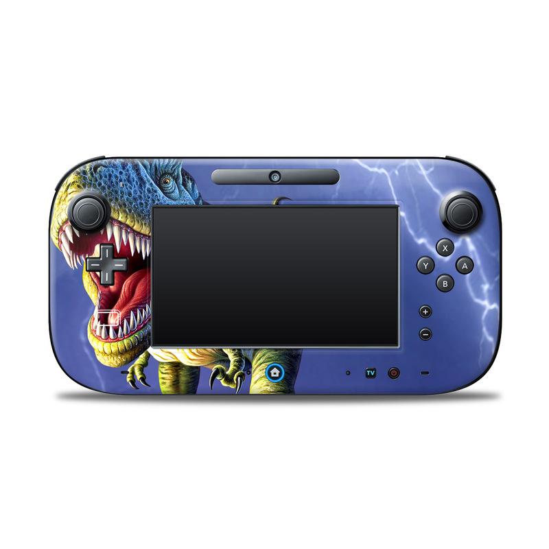 Big Rex Nintendo Wii U Controller Skin