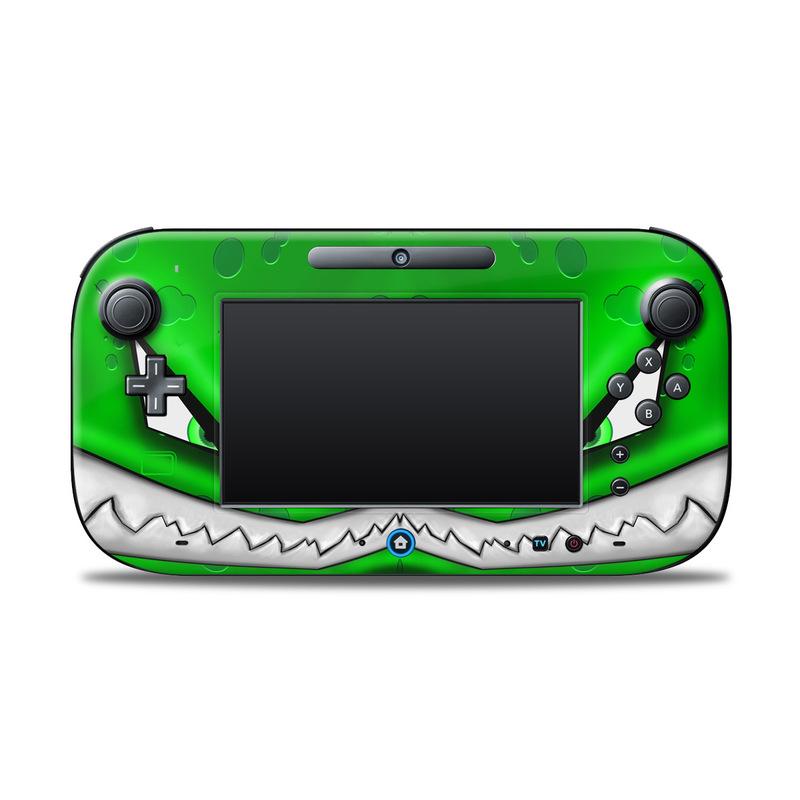 Chunky Nintendo Wii U Controller Skin