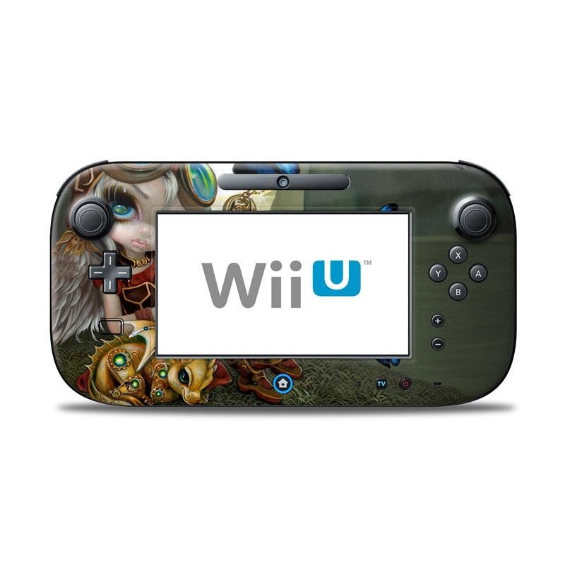 Clockwork Dragonling Nintendo Wii U Controller Skin
