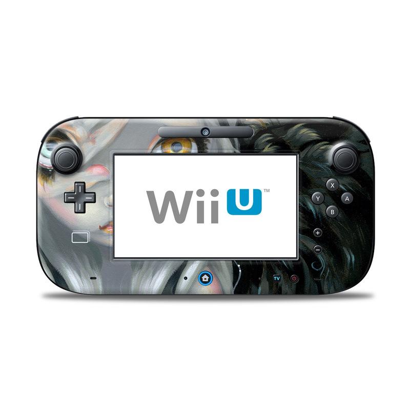 Divine Hand Nintendo Wii U Controller Skin