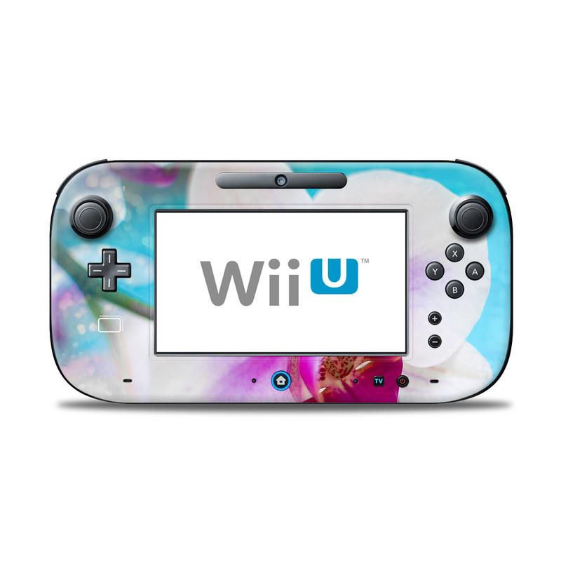Eva's Flower Nintendo Wii U Controller Skin