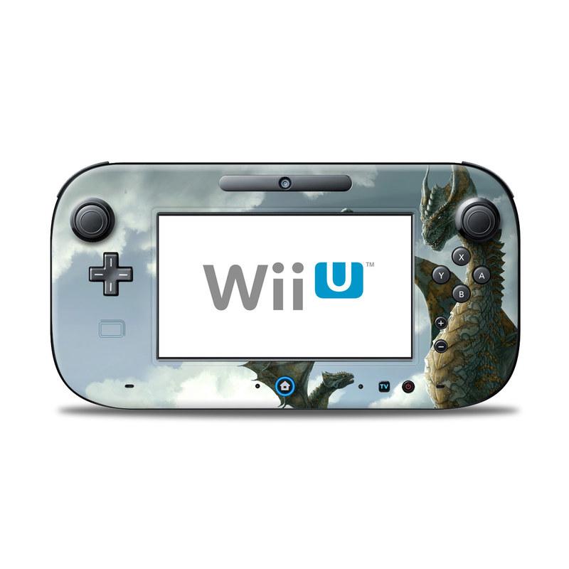 First Lesson Nintendo Wii U Controller Skin
