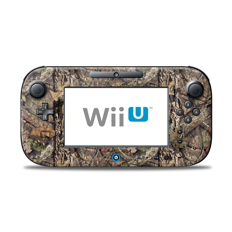 Break-Up Country Nintendo Wii U Controller Skin