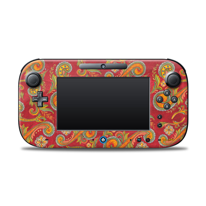 Shades of Fall Nintendo Wii U Controller Skin