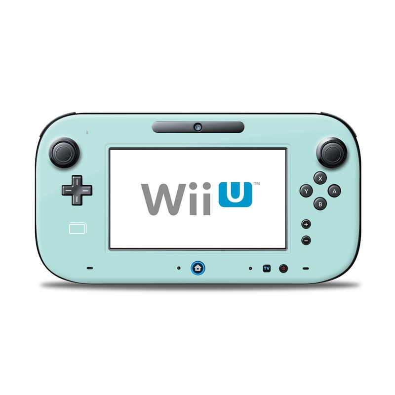 Solid State Mint Nintendo Wii U Controller Skin