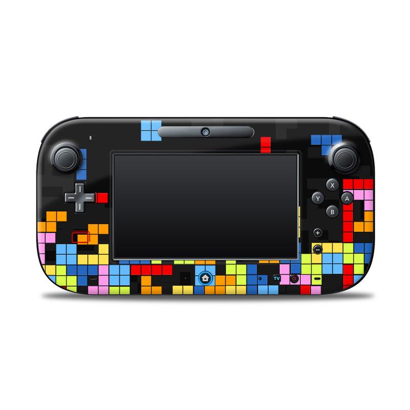Tetrads Nintendo Wii U Controller Skin