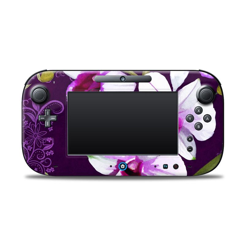 Violet Worlds Nintendo Wii U Controller Skin
