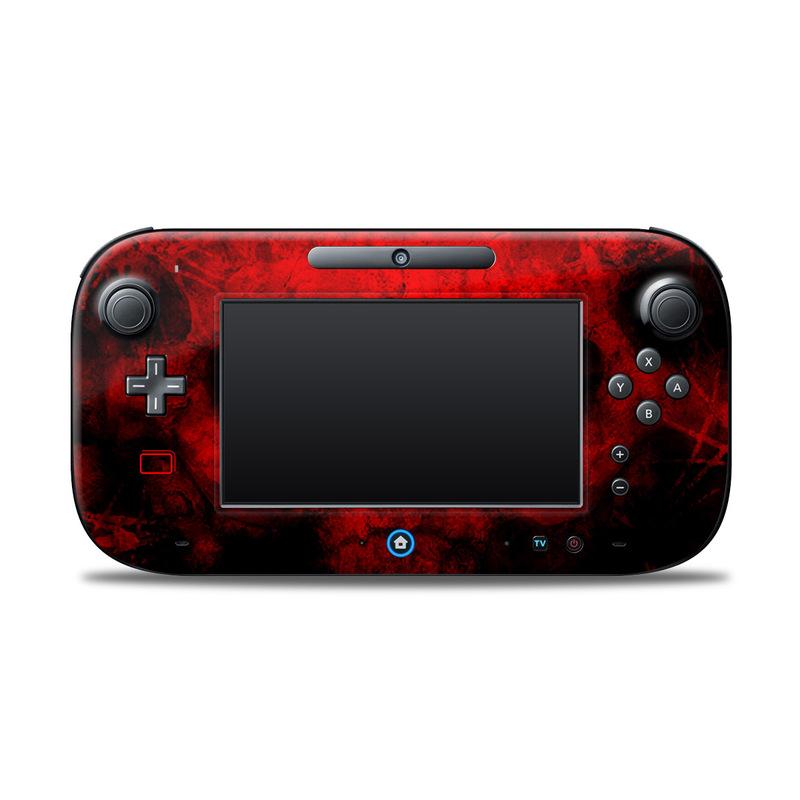 War Nintendo Wii U Controller Skin