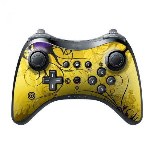 Chaotic Land Wii U Pro Controller Skin