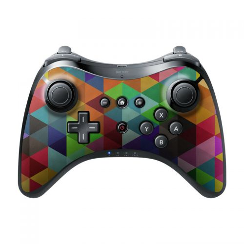Connection Wii U Pro Controller Skin