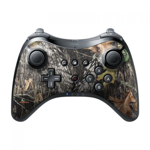 Break-Up Wii U Pro Controller Skin