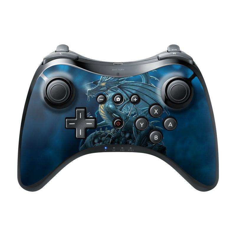 Abolisher Wii U Pro Controller Skin