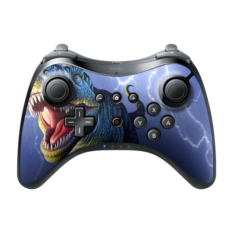 Big Rex Wii U Pro Controller Skin