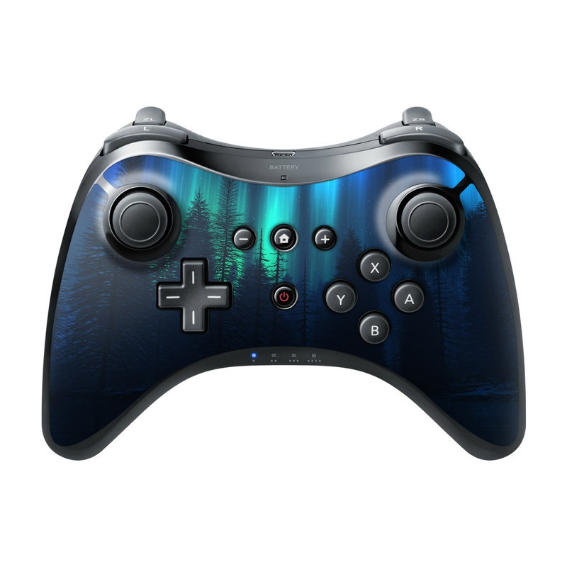 Song of the Sky Wii U Pro Controller Skin