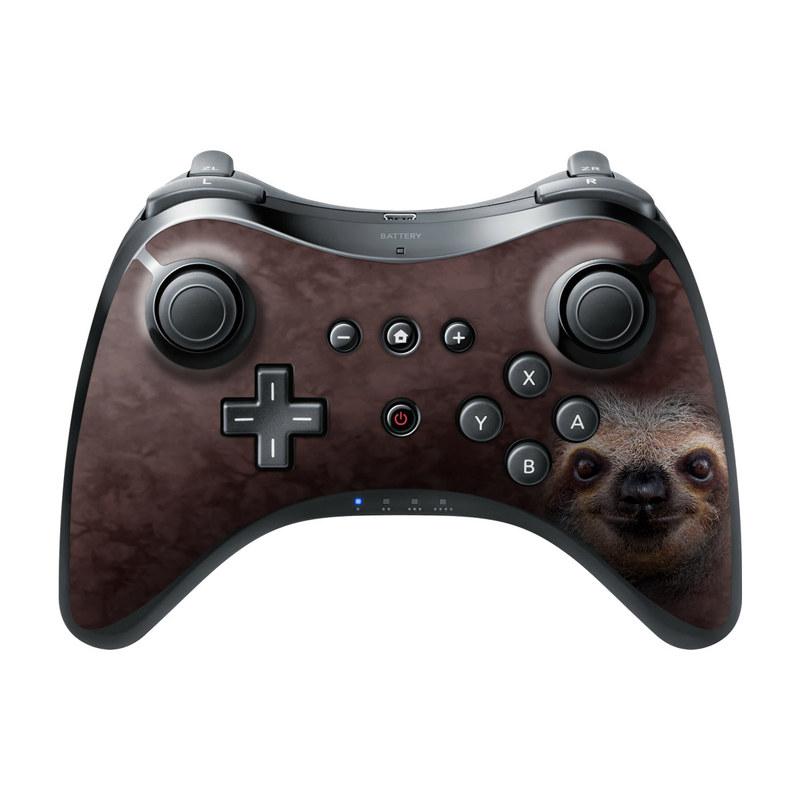 Sloth Wii U Pro Controller Skin