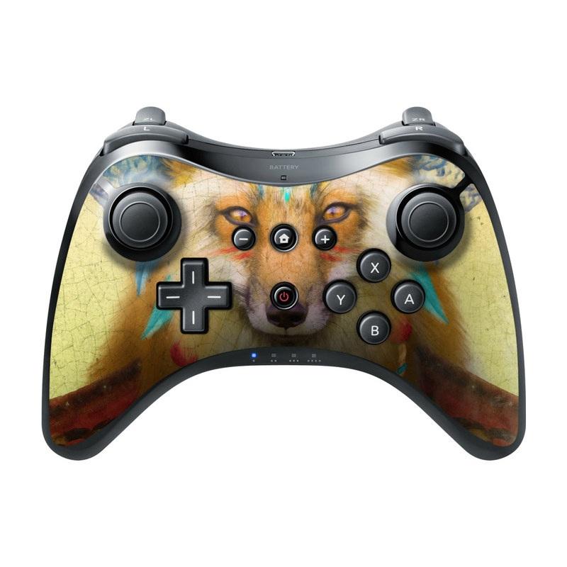 Wise Fox Wii U Pro Controller Skin