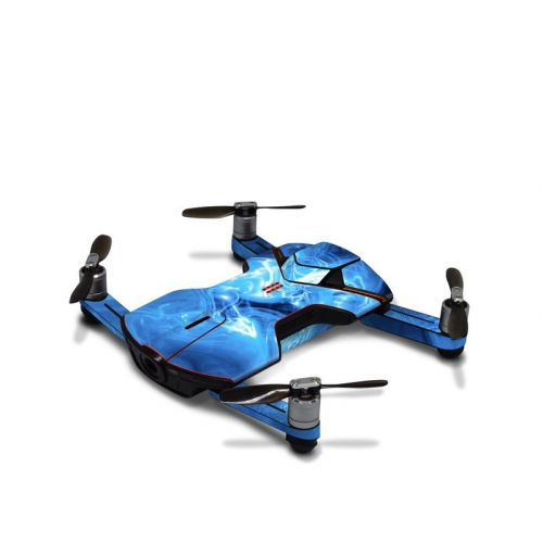 Blue Quantum Waves Wingsland S6 Skin