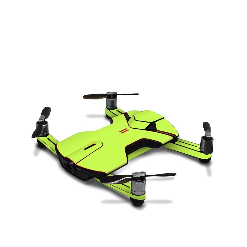 Solid State Lime Wingsland S6 Skin