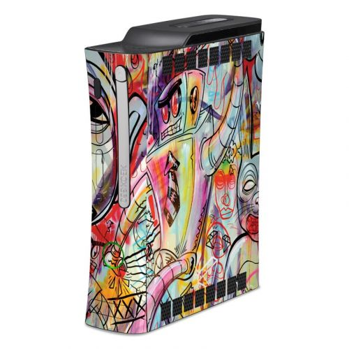 Battery Acid Meltdown Xbox 360 Skin