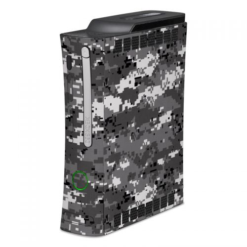 Digital Urban Camo Xbox 360 Skin
