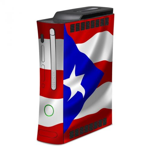 Puerto Rican Flag Xbox 360 Skin