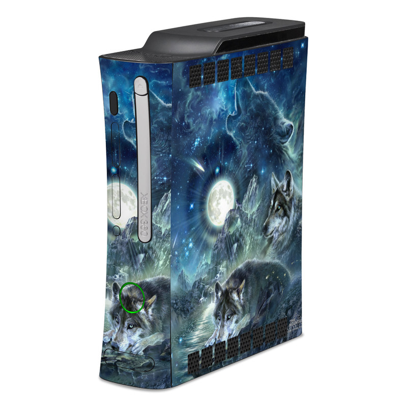 Bark At The Moon Xbox 360 Skin
