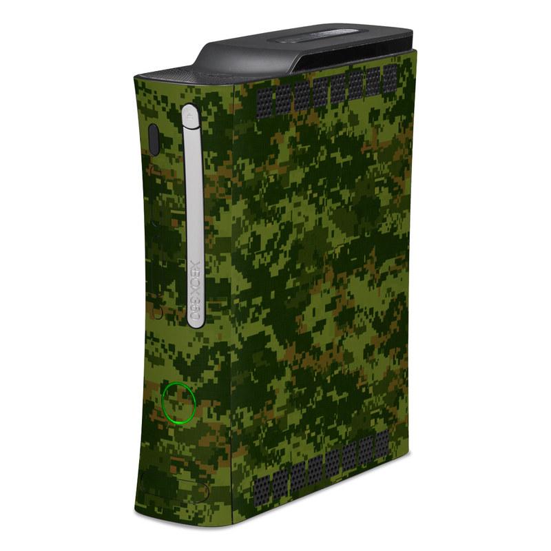 CAD Camo Xbox 360 Skin