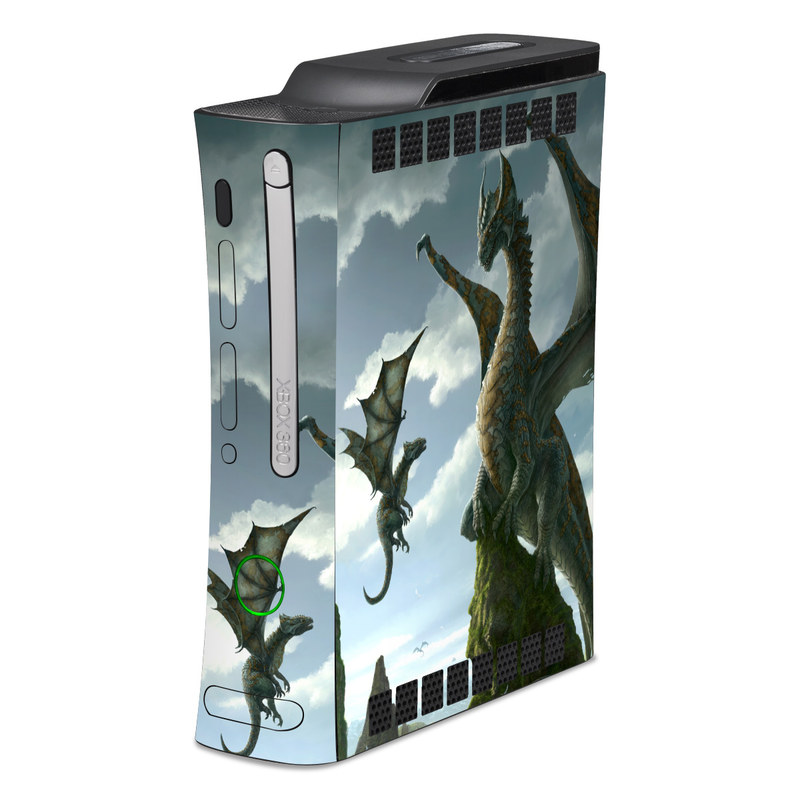 First Lesson Xbox 360 Skin