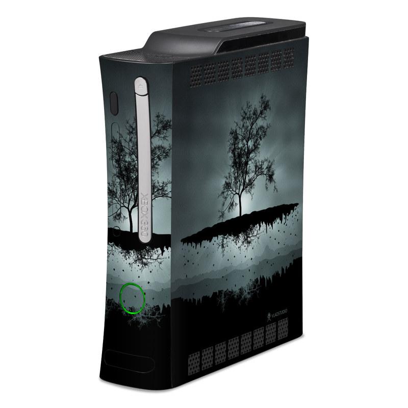 Flying Tree Black Xbox 360 Skin
