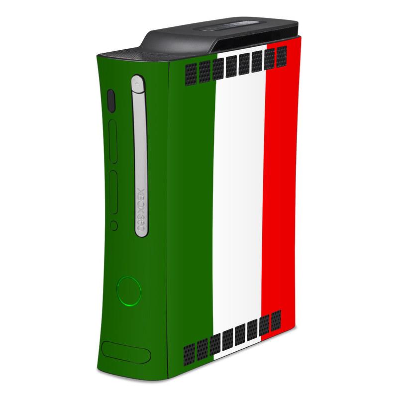Italian Flag Xbox 360 Skin