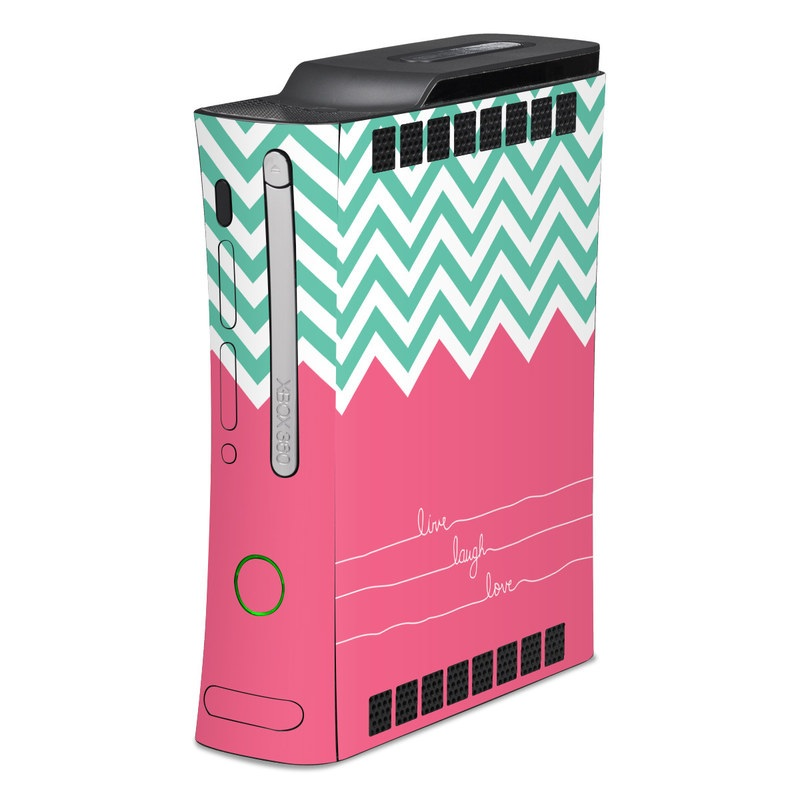Live Laugh Love Xbox 360 Skin