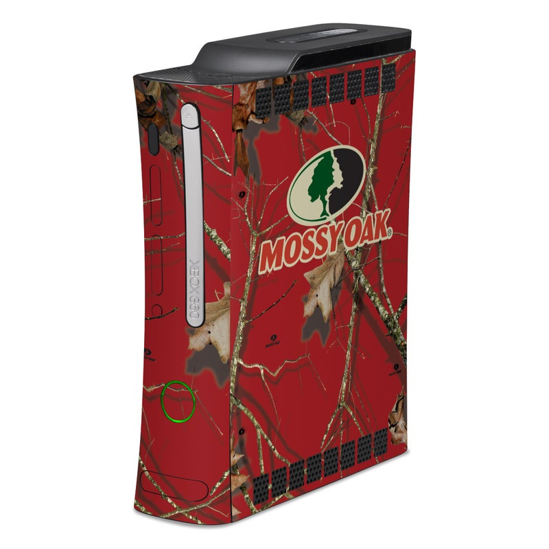 Break-Up Lifestyles Red Oak Xbox 360 Skin