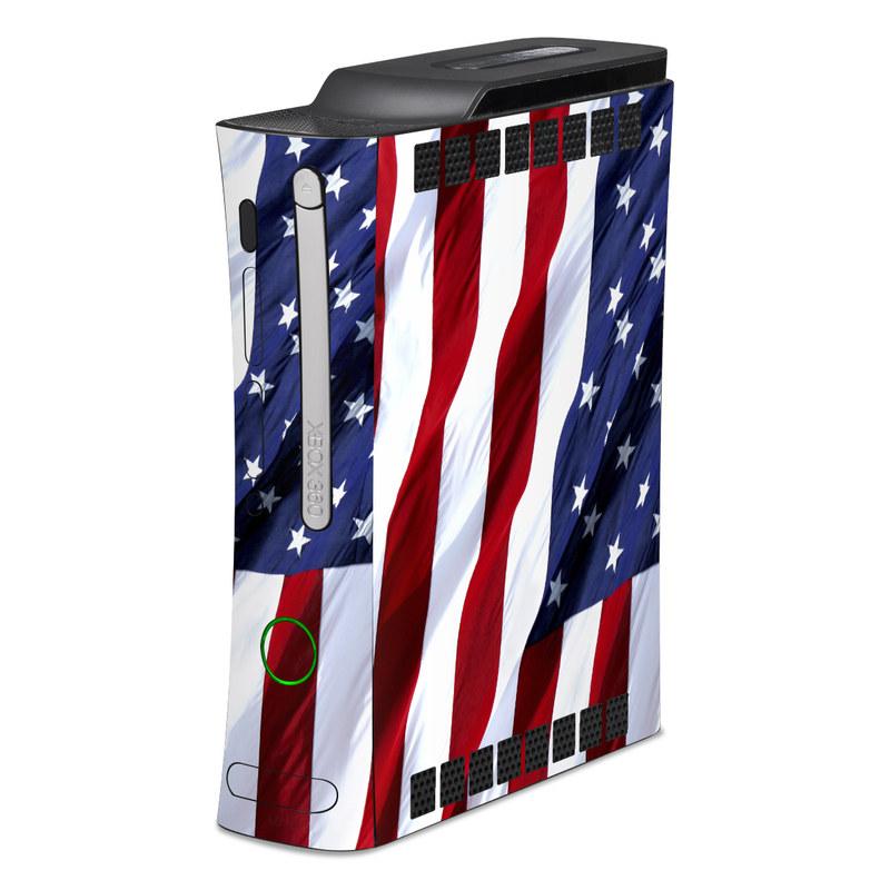 Patriotic Xbox 360 Skin