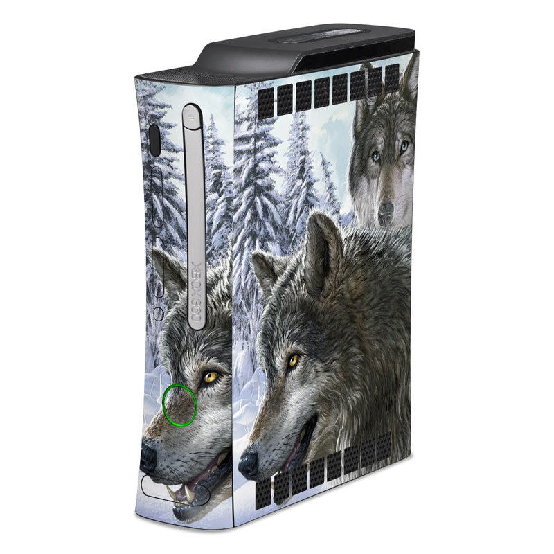 Snow Wolves Xbox 360 Skin