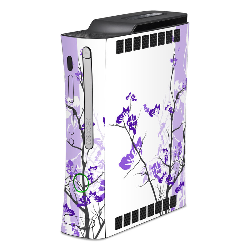 Violet Tranquility Xbox 360 Skin