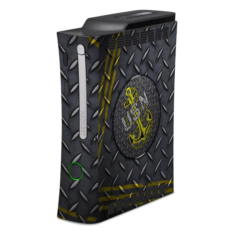 USN Diamond Plate Xbox 360 Skin