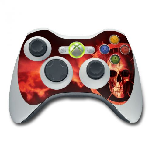 Blood Ring Xbox 360 Controller Skin