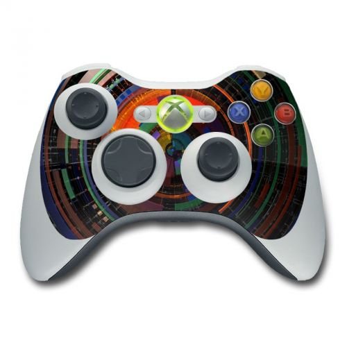 Color Wheel Xbox 360 Controller Skin