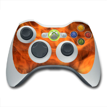 Total Combustion Xbox 360 Controller Skin