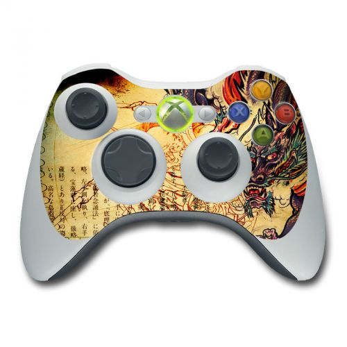 Dragon Legend Xbox 360 Controller Skin