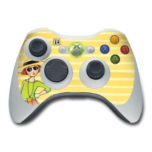 You Go Girl Xbox 360 Controller Skin