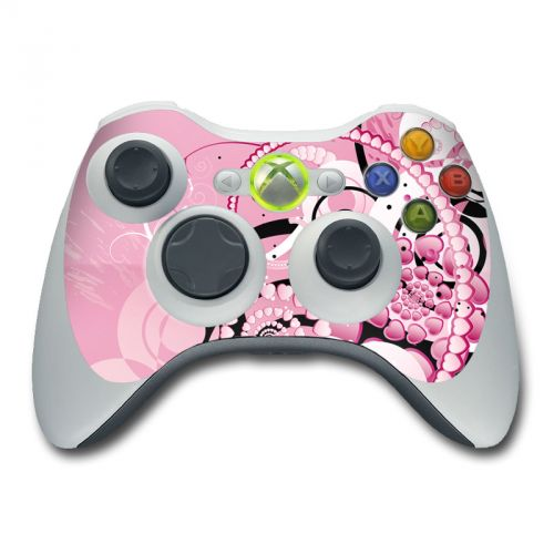 Her Abstraction Xbox 360 Controller Skin