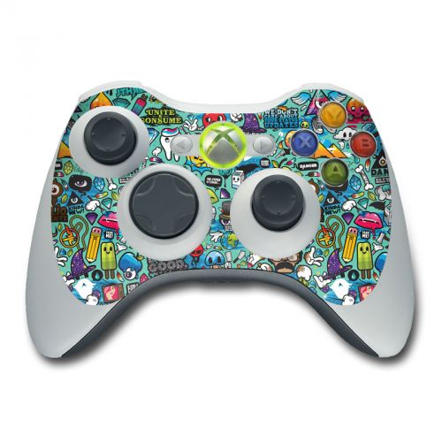 Jewel Thief Xbox 360 Controller Skin