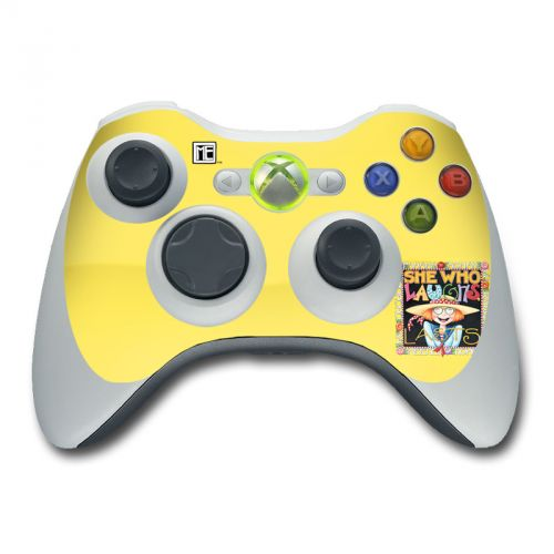 She Who Laughs Xbox 360 Controller Skin