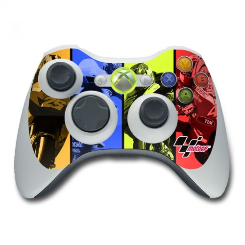 Race Panels Xbox 360 Controller Skin