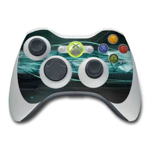 Shattered Xbox 360 Controller Skin
