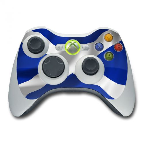 St. Andrew's Cross Xbox 360 Controller Skin
