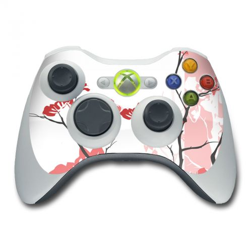 Pink Tranquility Xbox 360 Controller Skin