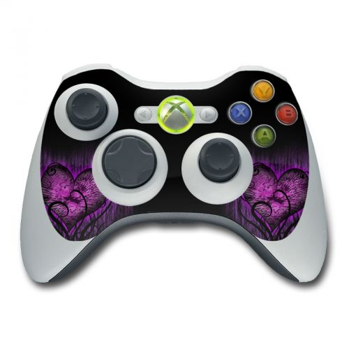 Wicked Xbox 360 Controller Skin